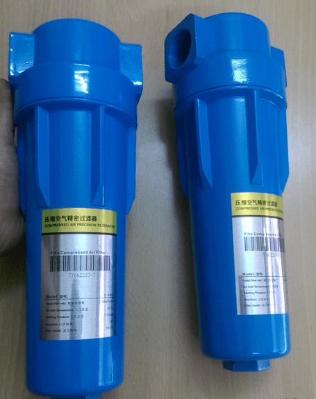 bộ lọc tách nước máy nén khí